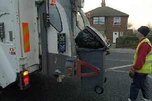 Waste collection staff have seent their workloads increase in some areas
