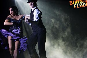 Burn the Floor is coming to the Victoria Theatre on April 30.
