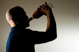 Hospital admissions for alcohol abuse have fallen in the county.