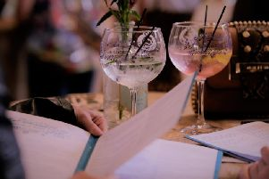 The Gin Society will set up at Scarborough Spa later this year
