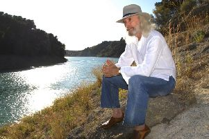 Charlie Landsborough will start his farewell tour in Preston