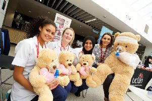 Teddy Bears Clinic