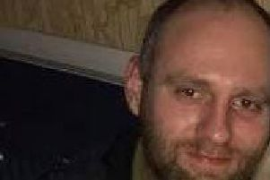 Samuel Wilson, 37, was reported missing from the Leyland area on Friday, April 12.