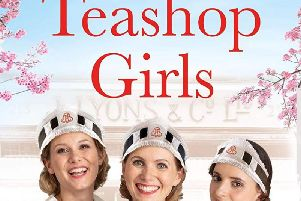The Teashop Girls by Elaine Everest