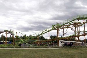 The ride remains closed