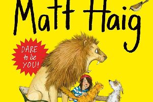 Evie and the Animals by Matt Haig and Emily Gravett