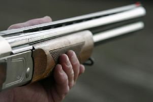 Number of legally held guns shoots up in Notts