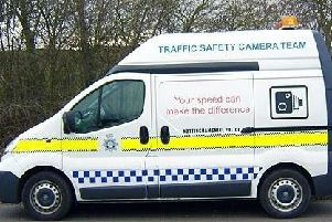 Nottinghamshire Police has released its latest mobile speed camera locations for motorists.