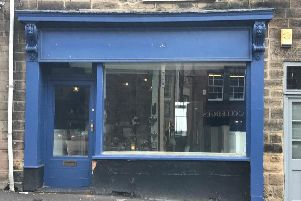 The shop is in a key site in Belper town centre