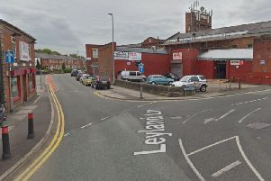 A cyclist has been seriously injured after being involved in a collision with a Vauxhall  Mokka at the junction of Leyland Lane and Dunkirk Lane, Leyland (July 26)