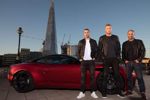 Andrew 'Freddie' Flintoff had been racing alongside fellow Top Gear hosts Chris Harris and Paddy McGuiness when he veered off a runway in York at 124mph
