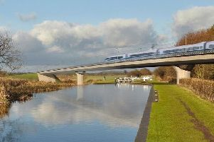What are your views on High Speed 2?