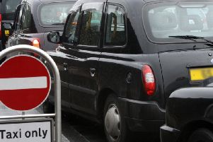 Cabbies don't want a new taxi rank in Chapel Street.