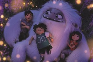 Now showing: Abominable