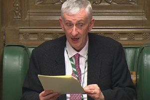 """Sir Lindsay Hoyle tells the Commons he will be """"impartial, independent and fair."""""""