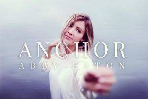 Abby Eaton's Anchor Ep art work. Rachael Sherlock Photography