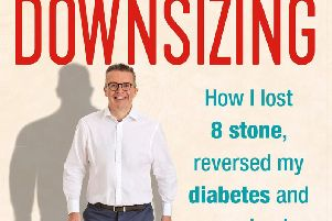 Part of the book cover of  Downsizing, by former  MP and ex- Deputy Leader of the Labour Party Tom Watson