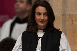 Bishop of Lancaster, Rt Rev Dr Jill Duff will lead an online service