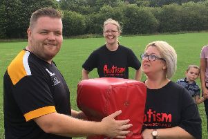 Cramlington Rockets is now working in partnership with Autism Northumberland.
