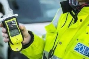 A total of 285 people were arrested in Lancashire for drink or drug driving over Christmas.