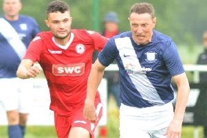 Longridge Town drew at the weekend
