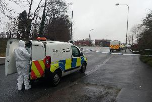 The body of a man was discovered near Miller Road in Ribbleton this morning.