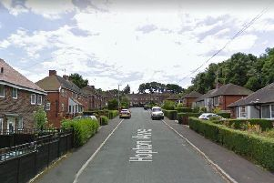 The man's body was found at a house in Hopton Avenue, Upper Hopton. Picture: Google