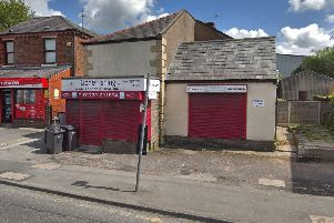 Former Gone Fishing shop which is set to become a micropub.