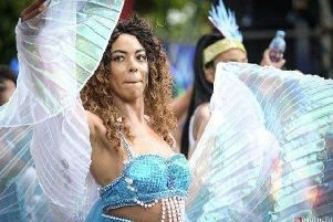 The Caribbean Carnival is Preston's most colourful outdoor event.