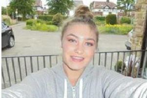 Mary-Kate Morrison has been missing since Friday.