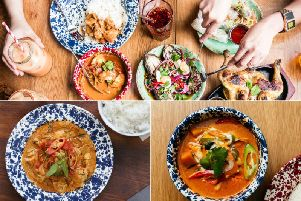 Rosa's Thai Cafe has arrived in Leeds.