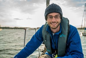 Tom Roberts, a 26-year-old cancer survivor from Ripley, is taking on the Ellen MacArthur Cancer Trust Charity Cycle Challenge to raise money for the charity which helped him in recovery.