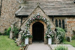 St Bartholomew's church, Chipping is the venue for the flower festival