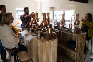 Time to create your own gin