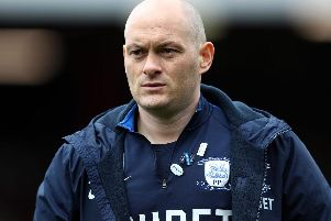 Preston North End boss Alex Neil