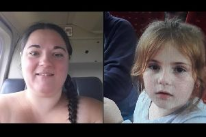 The mother and daughter have been found.