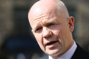 Former Foreign Secretary William Hague's wisdom is needed now, The Yorkshire Post argues.