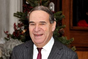 Lord Brittan, The Metropolitan Police decided the former home secretary had no case to answer, but failed to tell him before he died of cancer.Photo:: John Stillwell/PA Wire