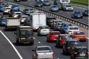 A serious accident on the M6 has affected traffic