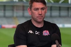 Dave Challinor leave AFC Fylde after almost eight years as manager.