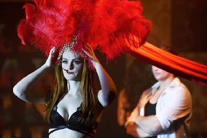Burlesque - A Stage Spectacular