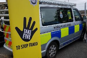North Yorkshire Police has an ongoing fraud awareness campaign. - pic courtesy North Yorkshire Police