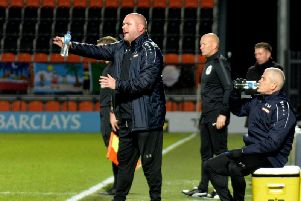 Jim Bentley was highly critical of Fylde's display at The Hive
