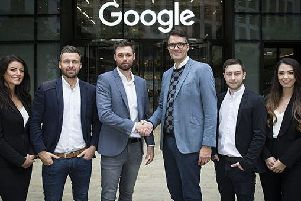 The Get Work team have teamed up with Google to launch a new online platform for  tradespeople to find more work