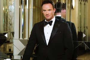 Russell Watson will play Lytham Hall on Saturday, August 29