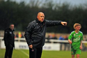 Jim Bentley says failure to take chances is cranking up the pressure at AFC Fylde