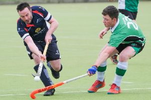 Lytham St Annes Men recorded a most welcome win over Didsbury Northern Picture: MARTIN BOSTOCK