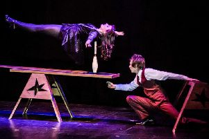 World-class contemporary variety show High Jinx is set to arrive at The Blackpool Tower Circus this February half term.