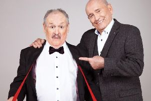 Cannon and Ball will perform at the event