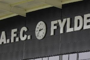 AFC Fylde were hoping to record their first league win since November against Notts County